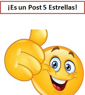 Blog 5 estrellas