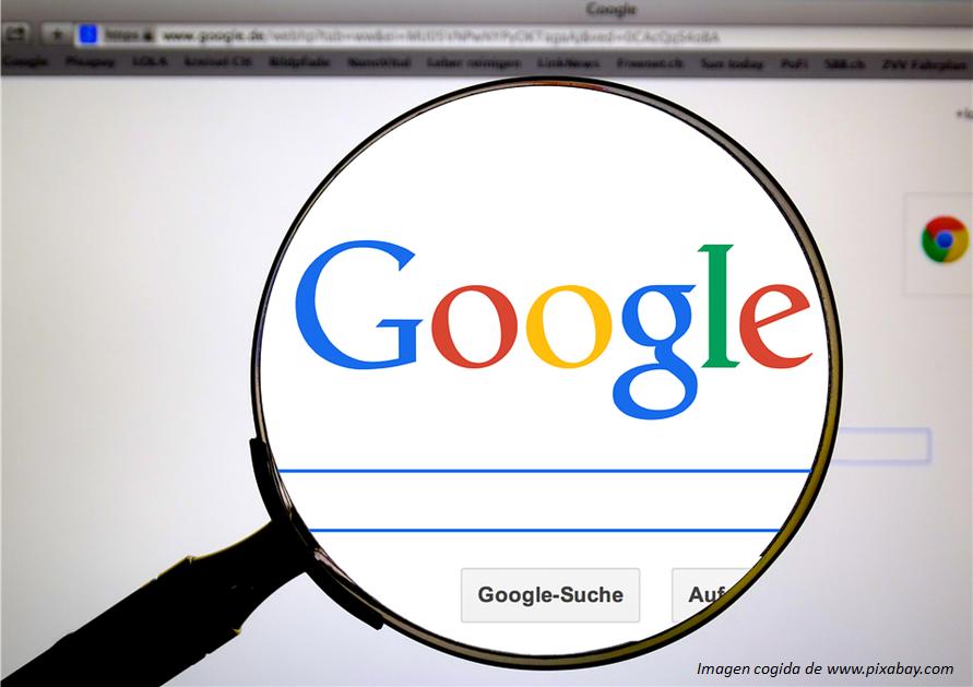 Los Motores de Busqueda y el Algoritmo Google